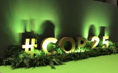 COP25: do acordo aos feitos para combater a emerxencia climática