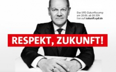 Olaf Scholz y esa palabra que suena antigua: respeto